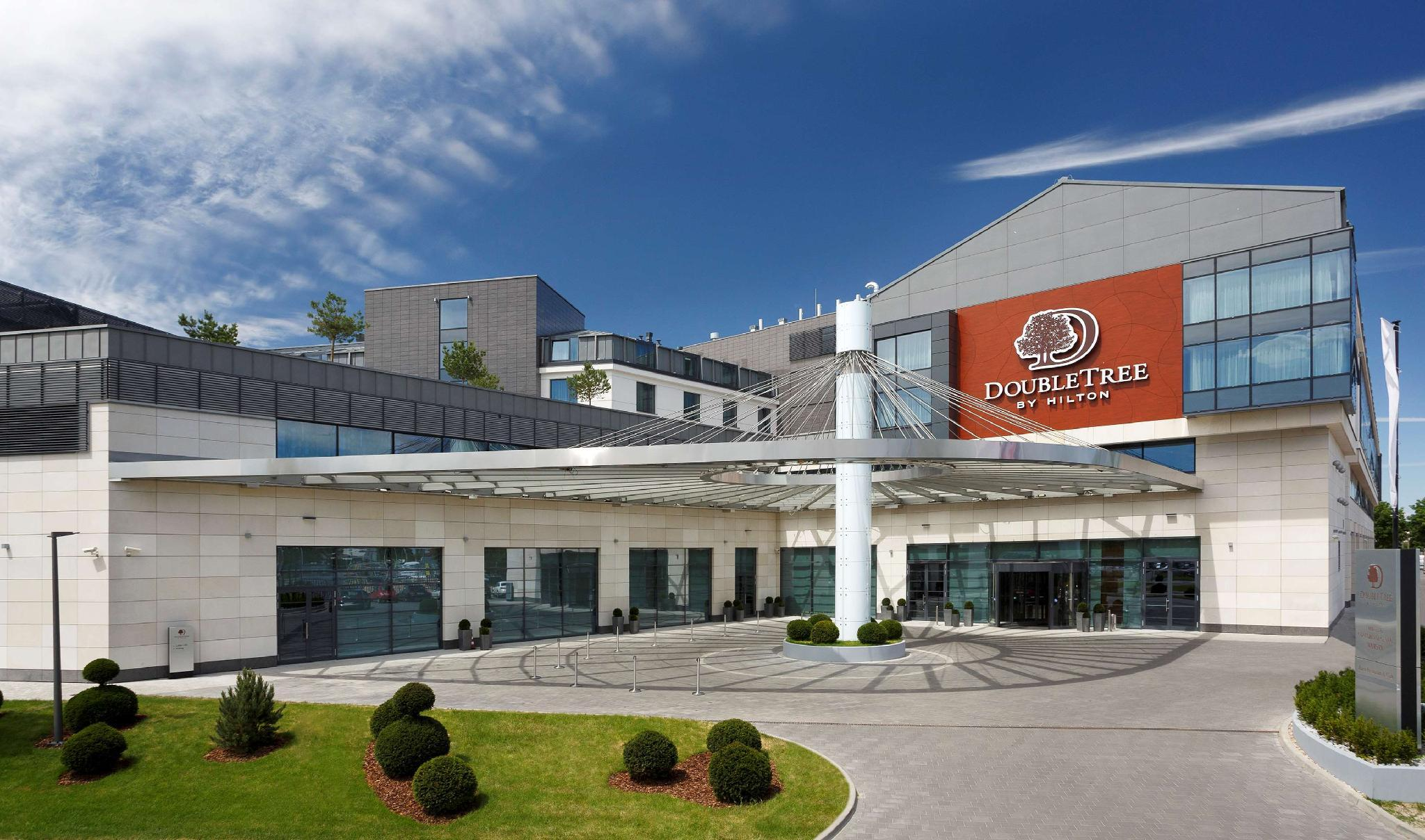 Doubletree Hotel And Conference Centre Warsaw