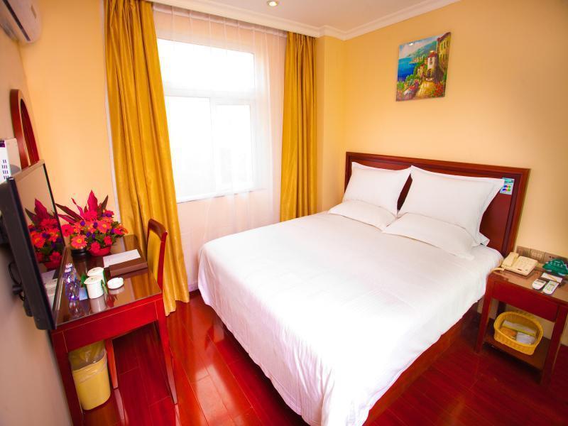GreenTree Inn Foshan Longjiang North Fenghua Road Express Hotel