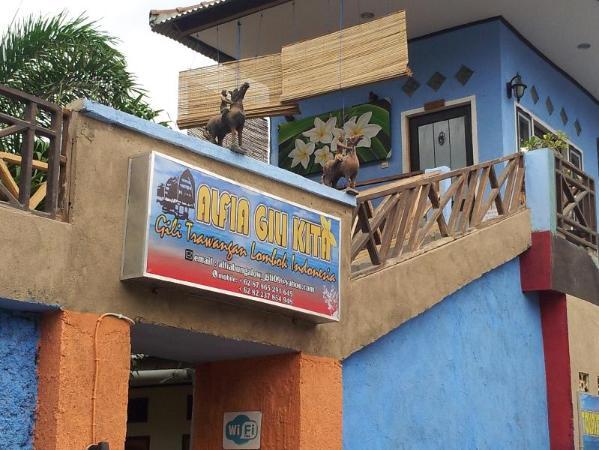 Alfia Gili Kita Guesthouse Lombok