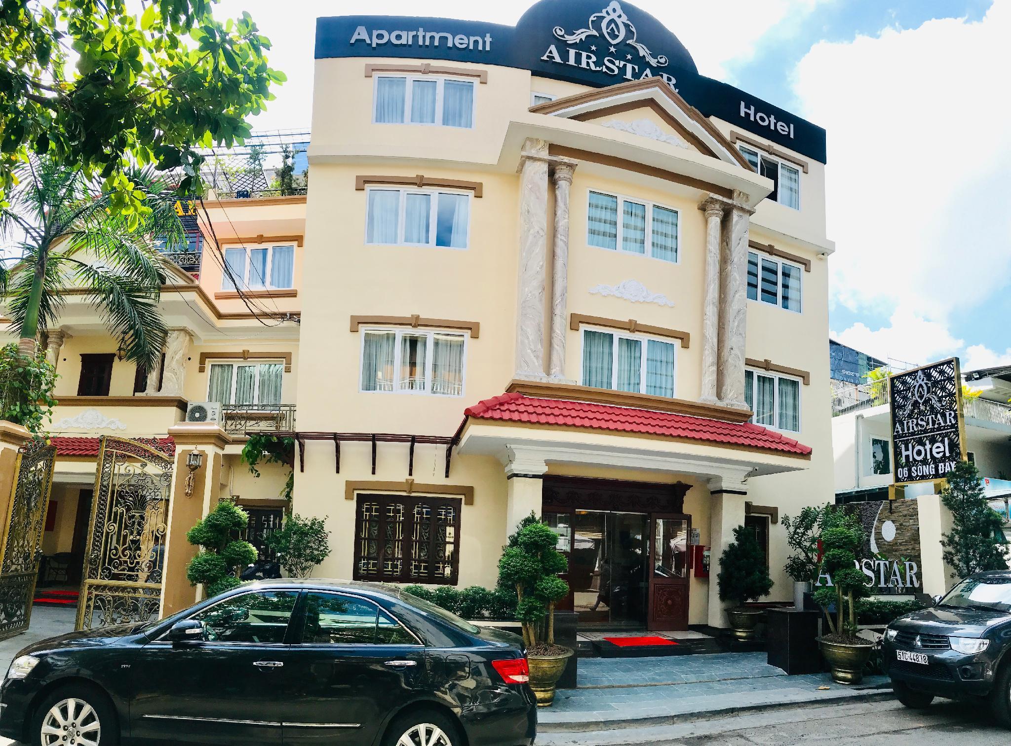 Airstar Hotel And Apartments