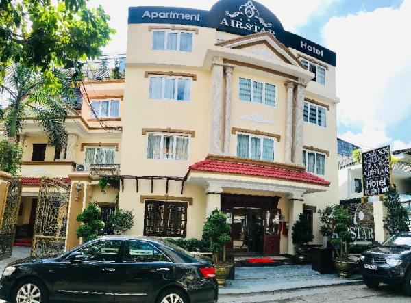 Airstar Hotel & Apartments Ho Chi Minh City