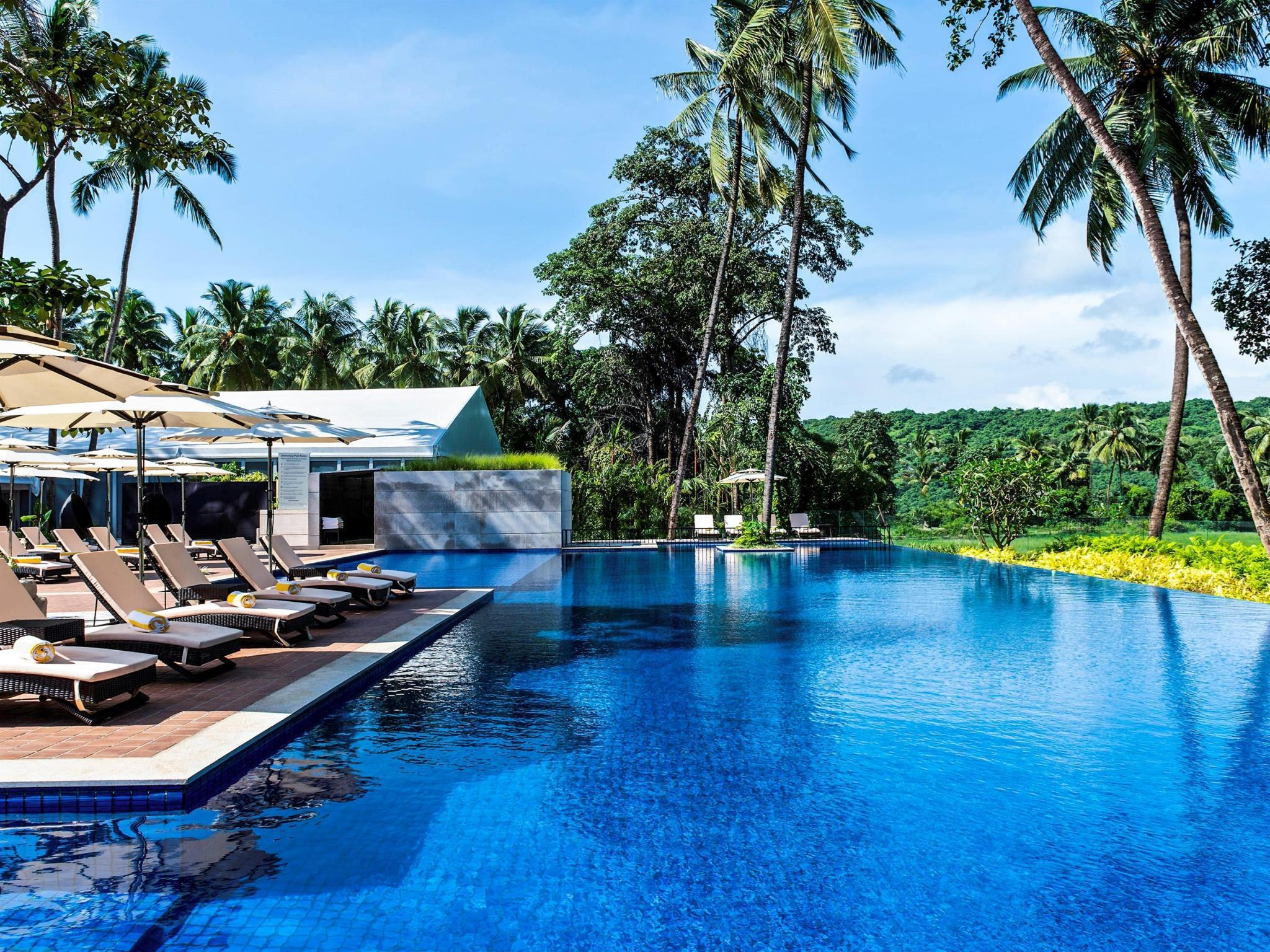 Novotel Goa Resort And Spa   An AccorHotels Brand