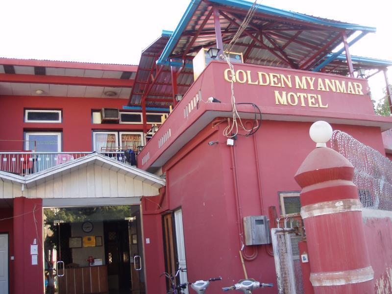 Golden Myanmar Guest House 3