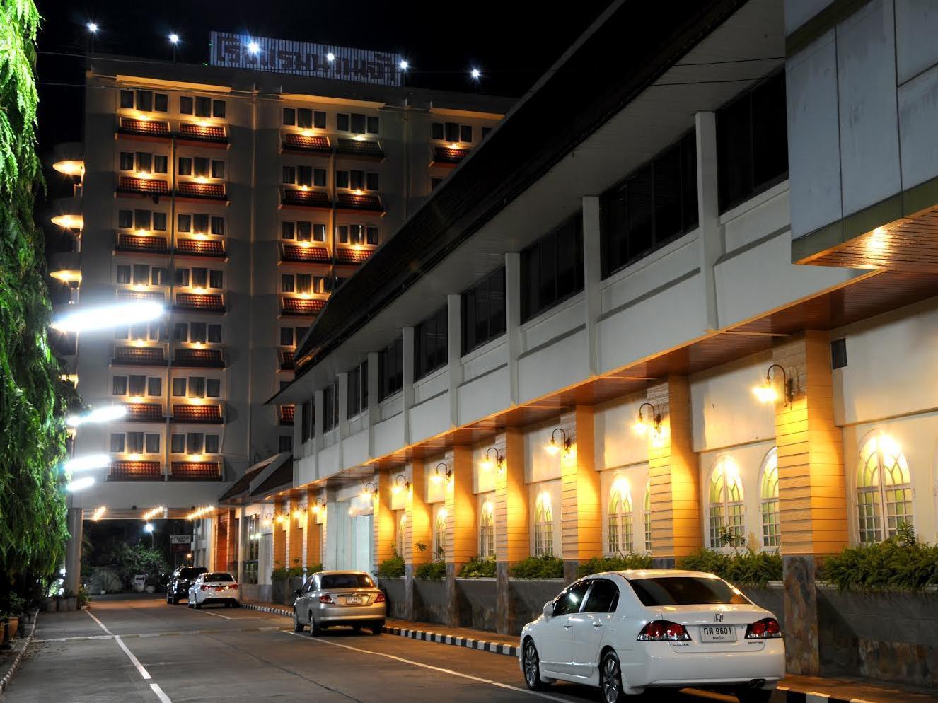 Nanchao Hotel โรงแรมน่านเจ้า