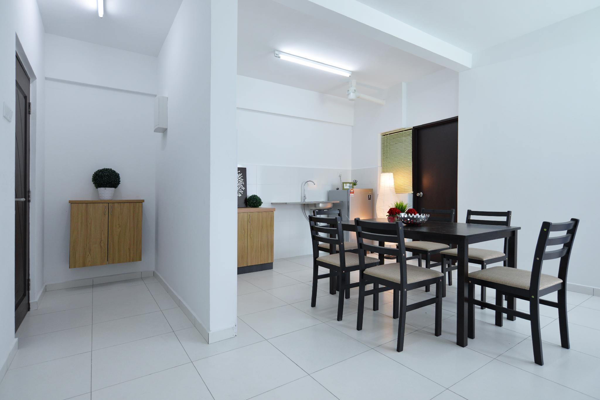 Ayer Keroh Homestay Malacca @ Cozy Stay DELUXE 3BR