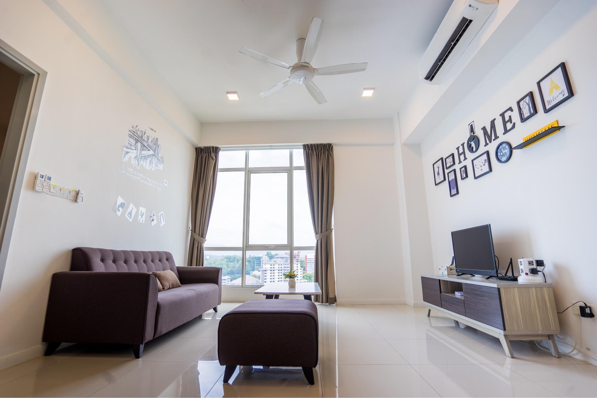 MyHome Residence Suite 2 @ Sutera Avenue KK
