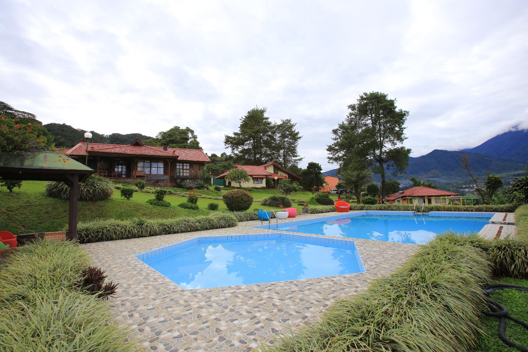 OYO 209 Permata Hati Resort And Organic Farm