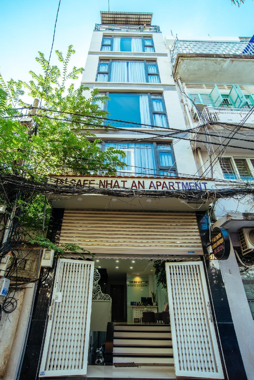 1ST Safe Nhat An Apartment