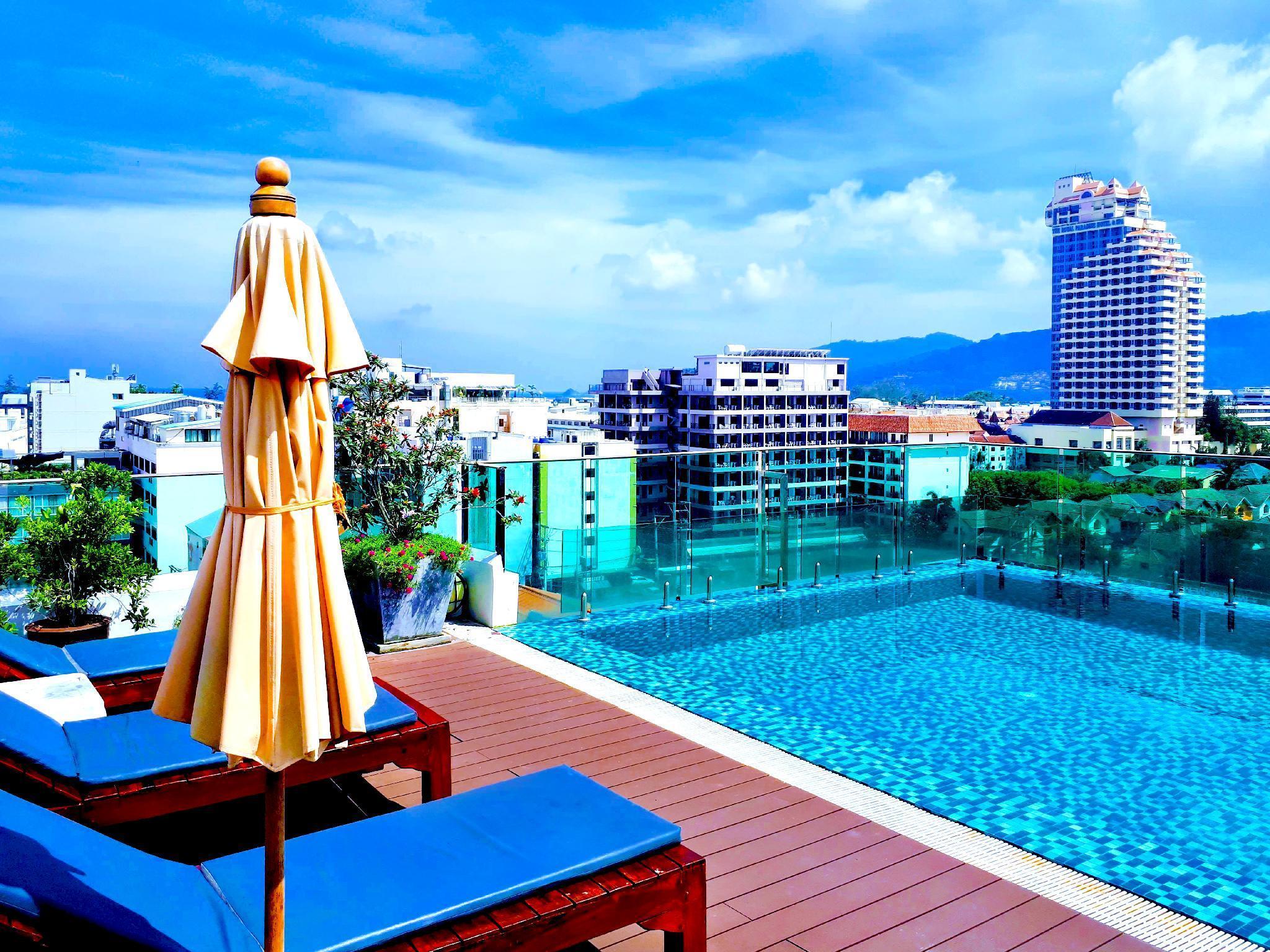 Mirage Express Patong Phuket Hotel โรงแรมมิราจ เอ็กซ์เพรส ป่าตอง ภูเก็ต