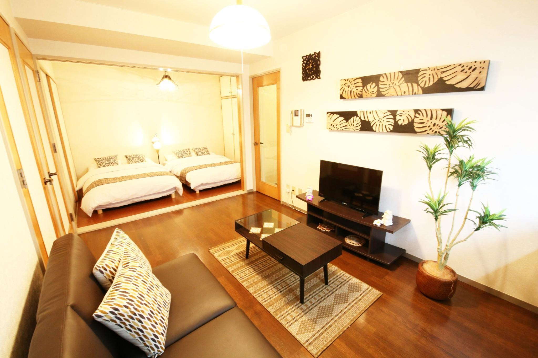 GT02Atami ONSEN Resort 4 BEDROOM STUDIO OCEAN VIEW