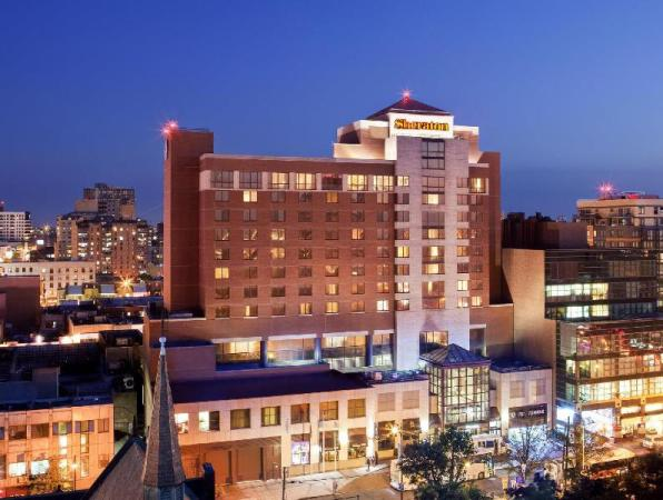 Sheraton LaGuardia East Hotel New York