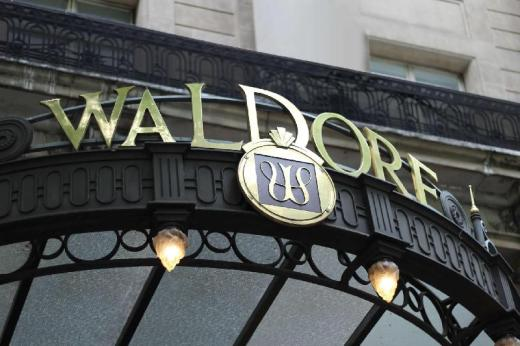 The Waldorf Hilton London