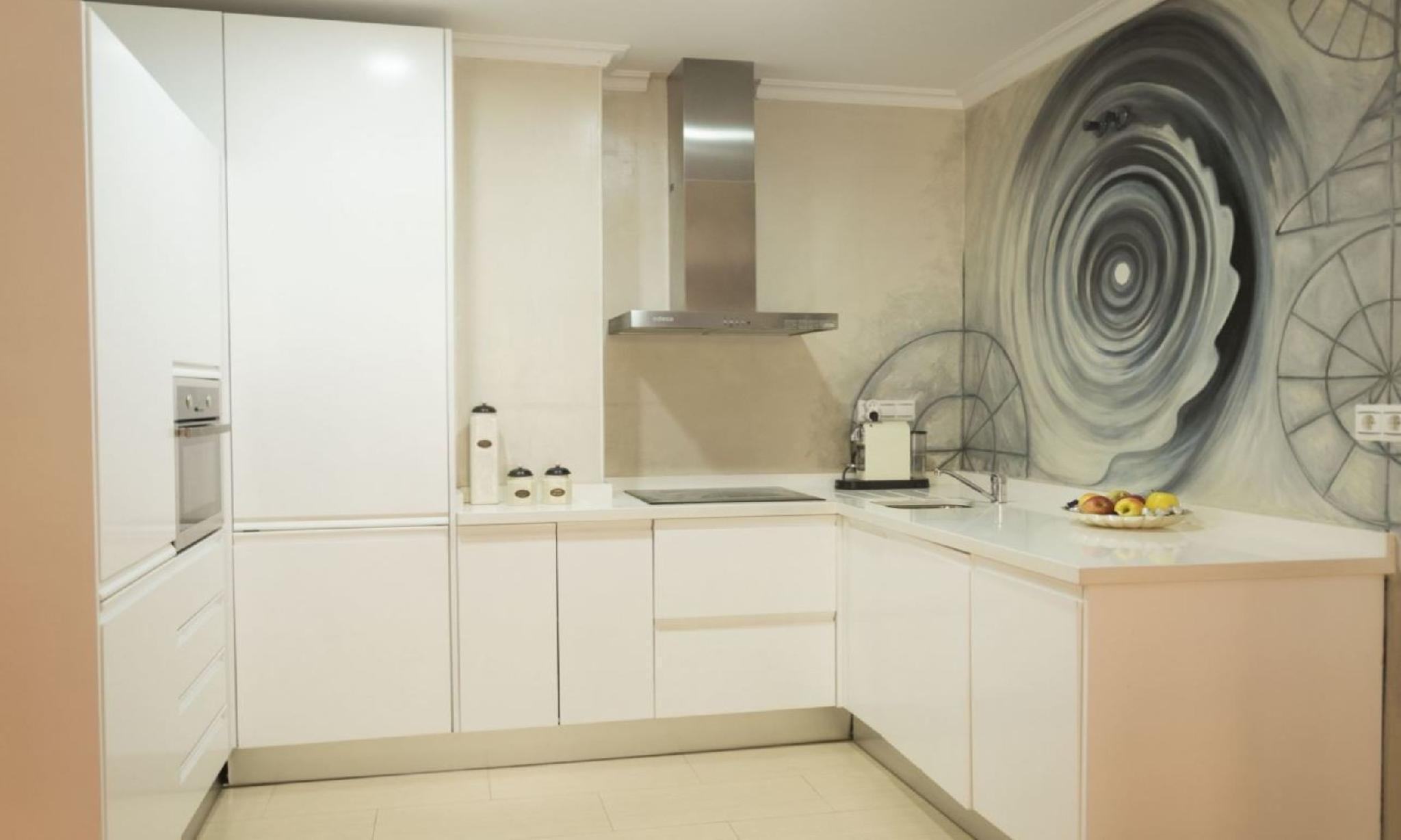 104603   Apartment In M�laga