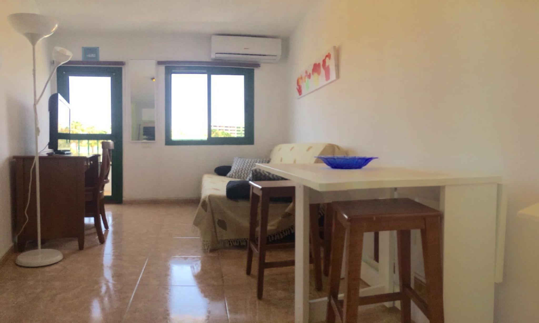 104623   Apartment In Maspalomas