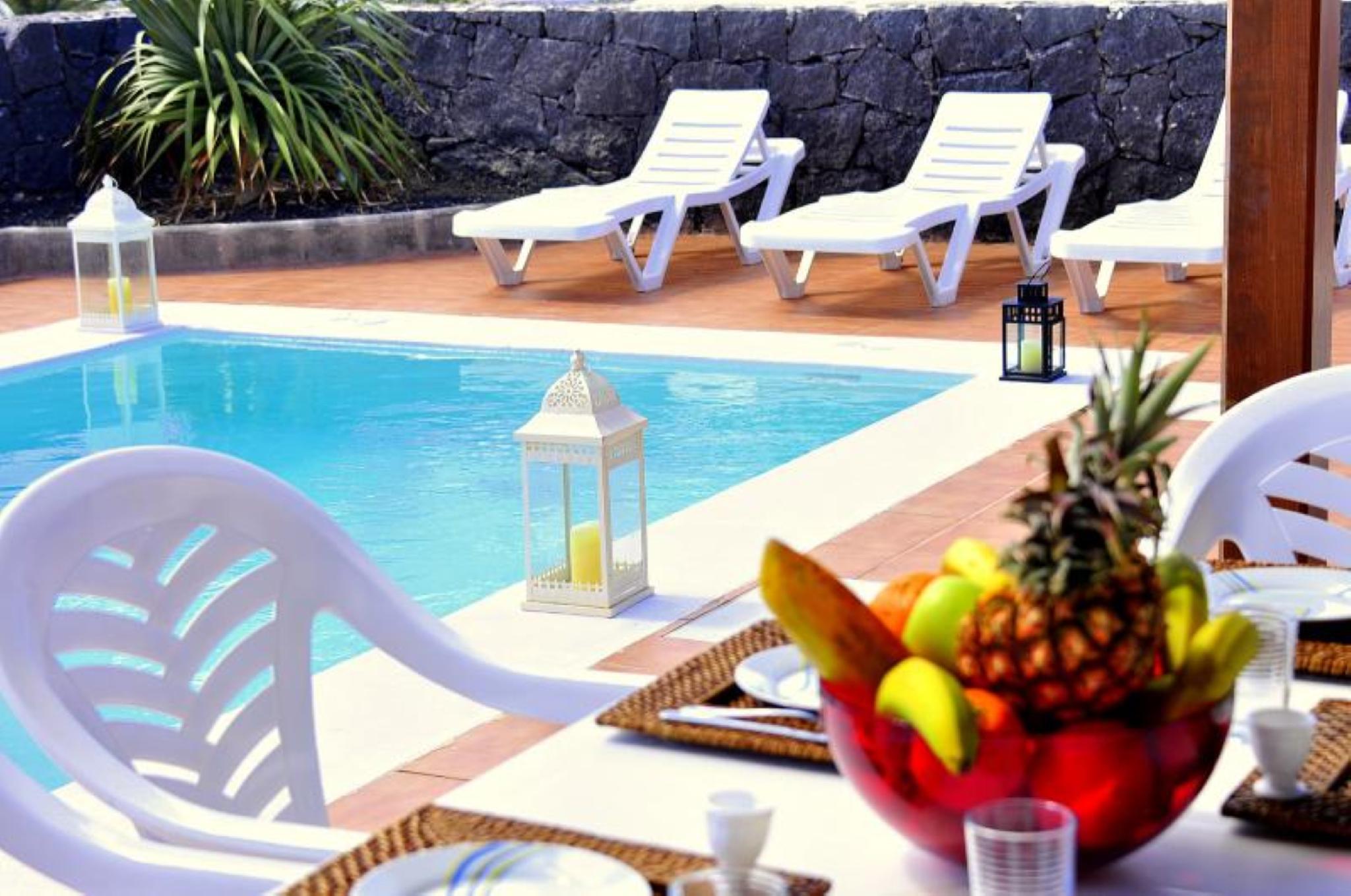 103767   Villa In Lanzarote