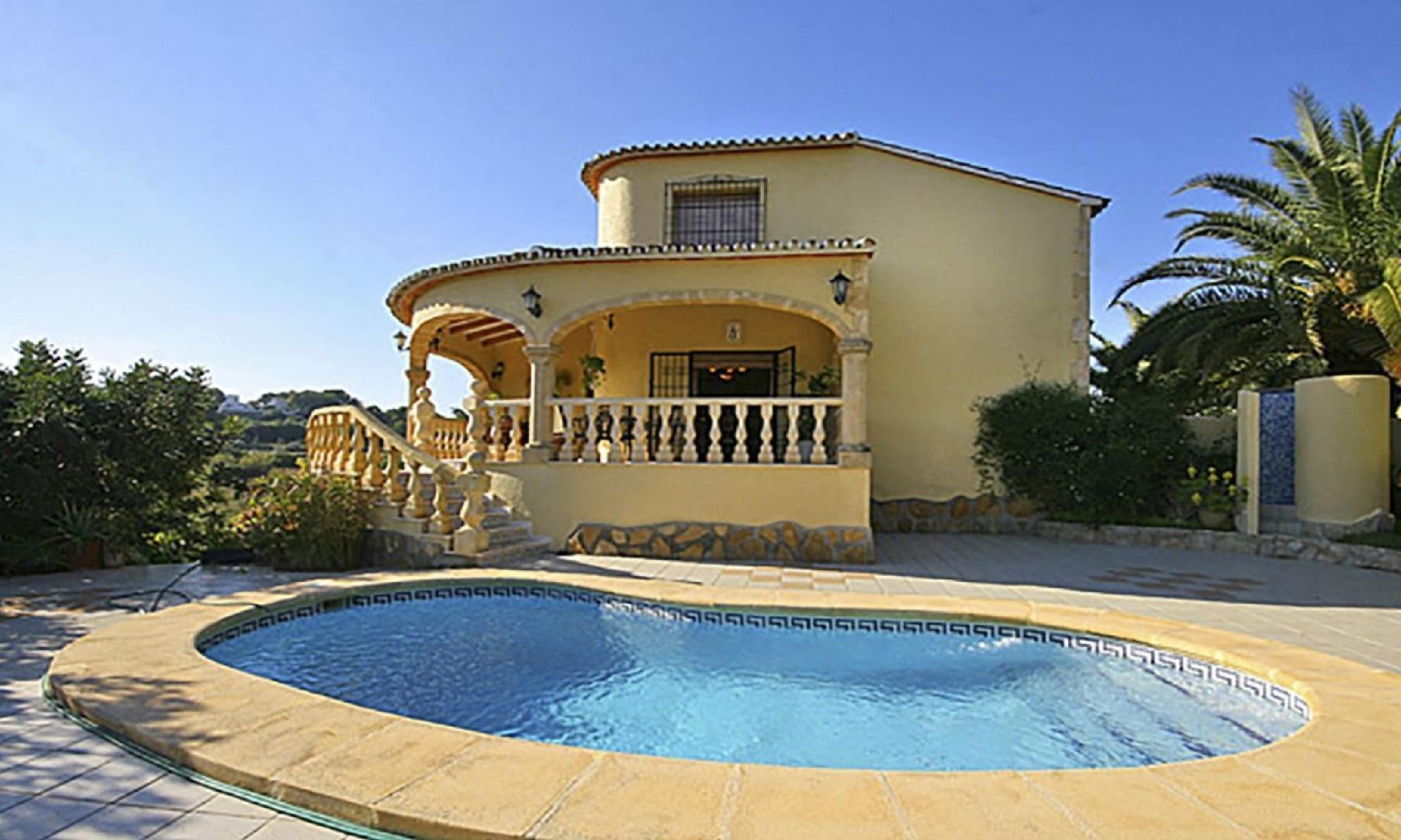104847   Villa In Teulada