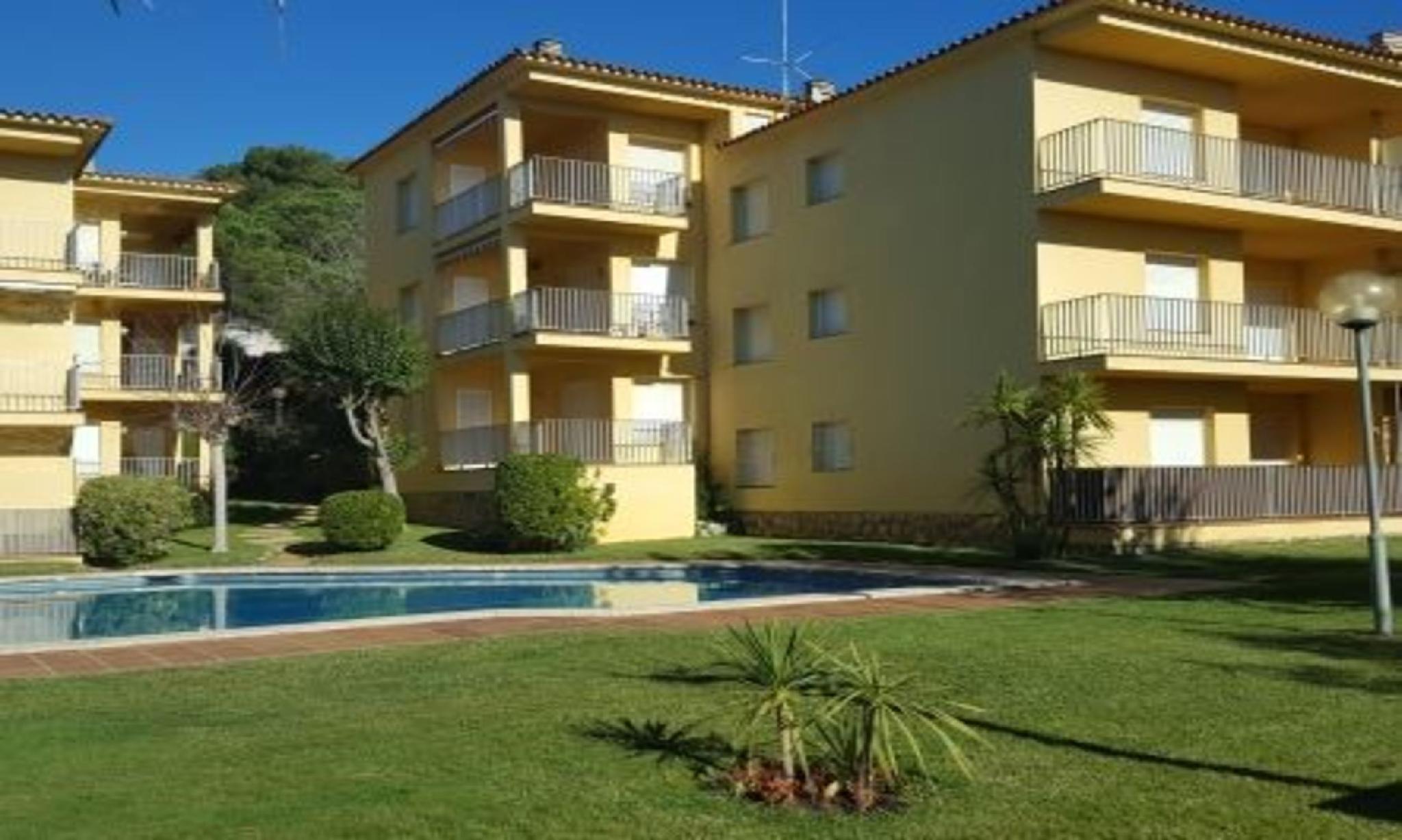 104845   Apartment In Llafranc
