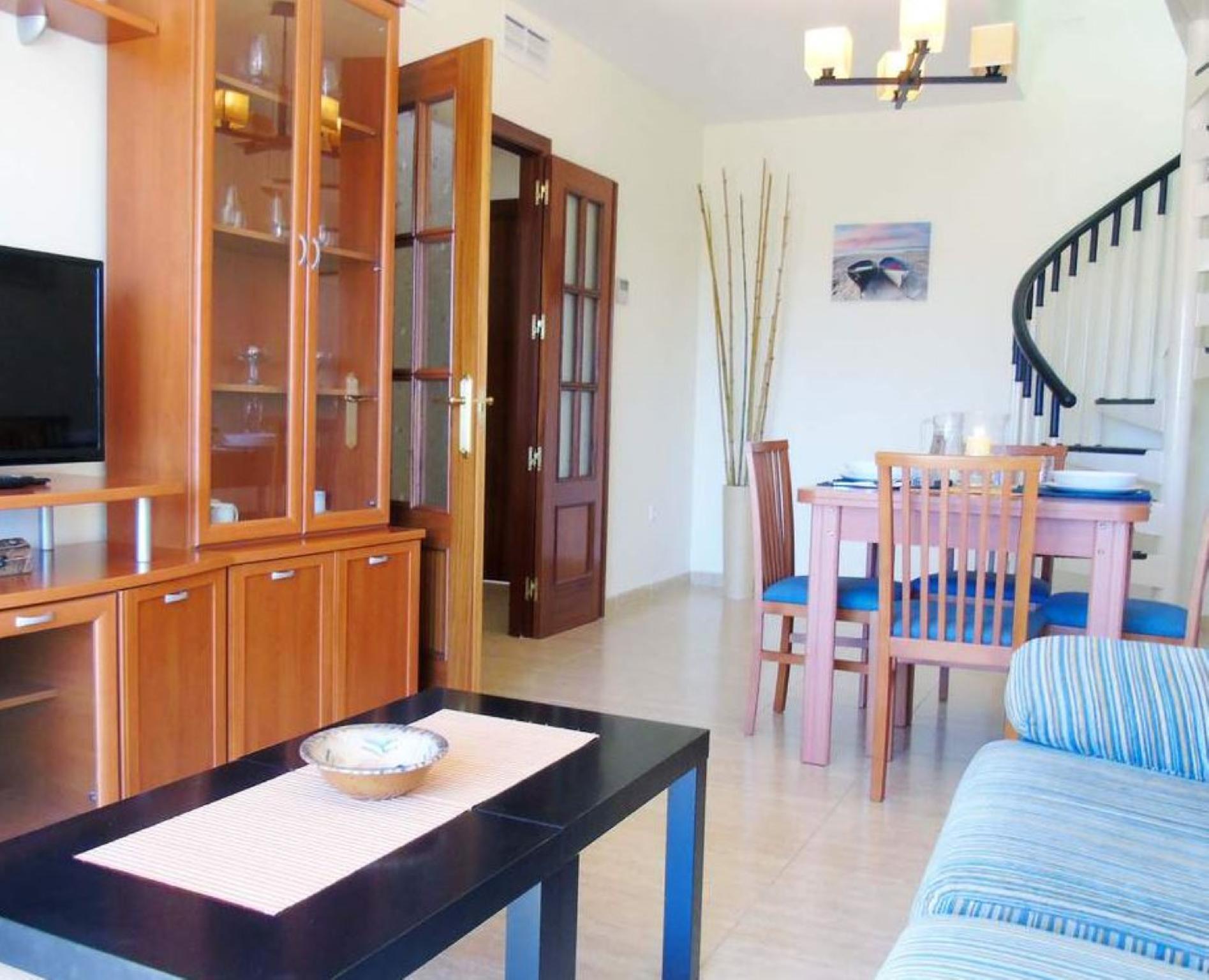 106957   Apartment In Torre Del Mar