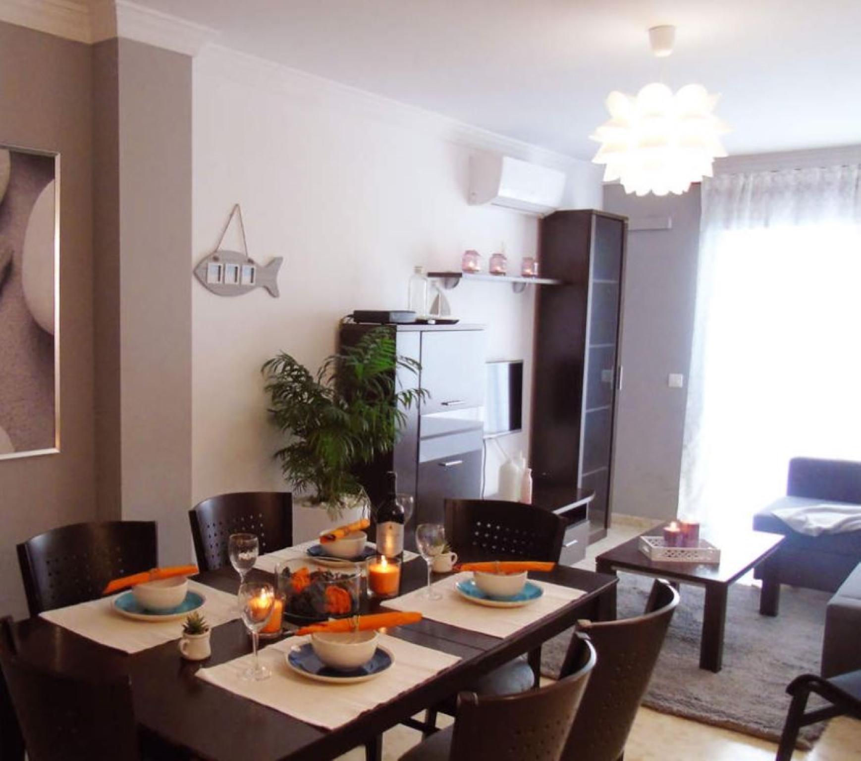 106977   Apartment In Torre Del Mar