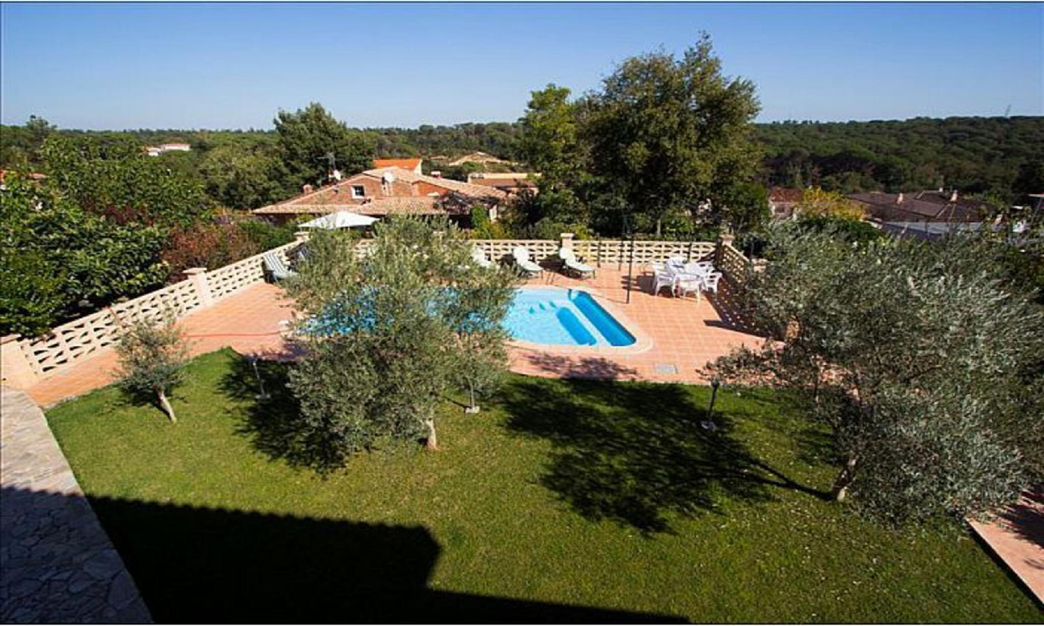 104625   Villa In Sils