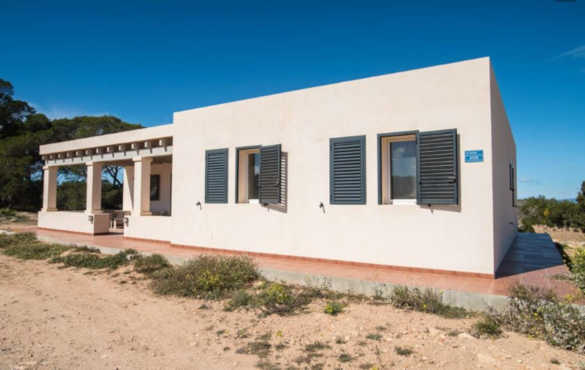 105862   House In Formentera
