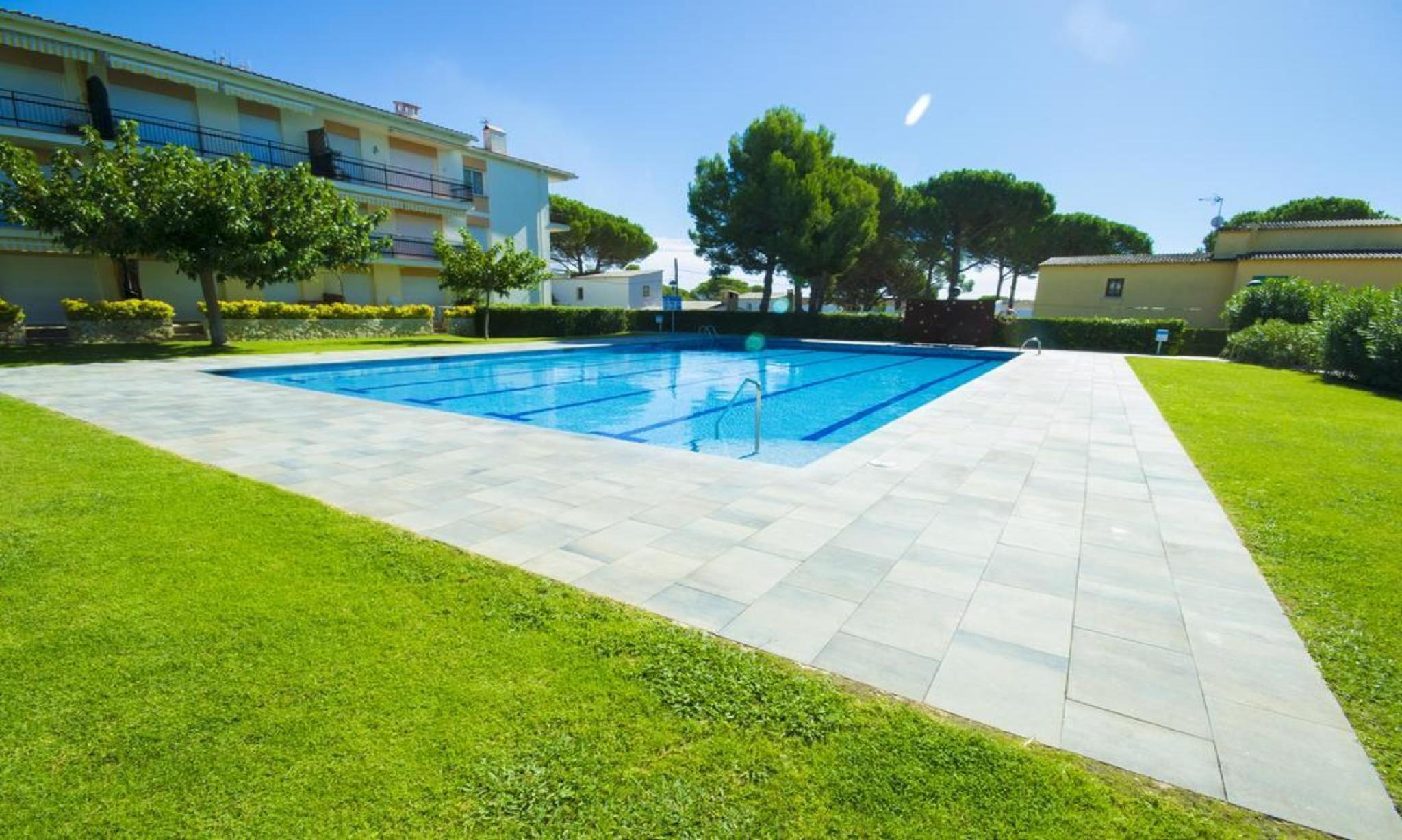 104778   Apartment In Palafrugell