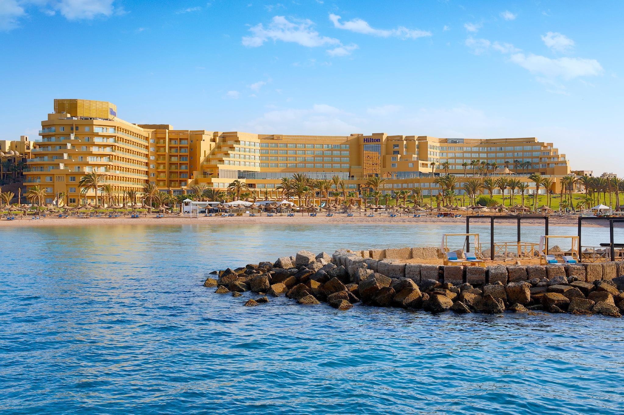 Hilton Hurghada Plaza Hotel