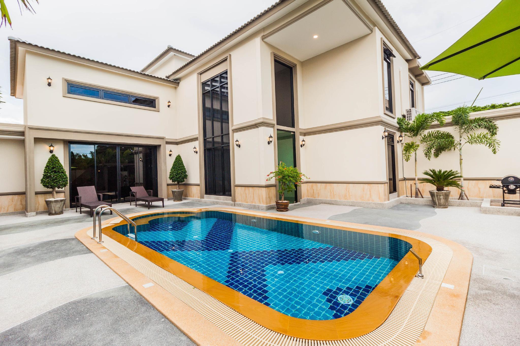 Top Pool Villa  Pattaya ท็อป พูล วิลลา พัทยา