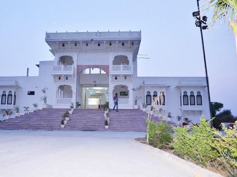 Tej Mahal Palace Bandikui