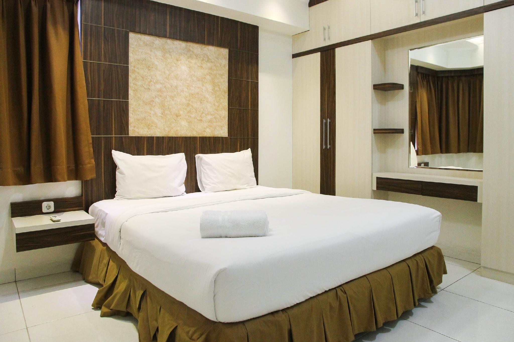 3BR City View Sudirman Condominium Apt By Travelio