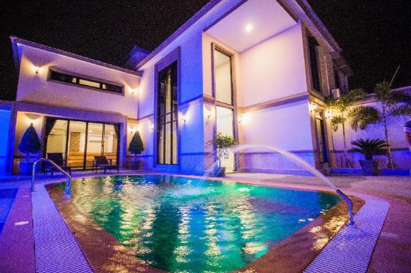 Top Pool Villa Pattaya Pattaya