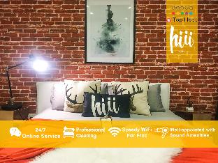 [スクンビット]アパートメント(35m2)| 1ベッドルーム/1バスルーム [hiii]SoundFromSky*BTSNana&Asoke/SoiCowboy-BKK0606