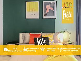 [スクンビット]アパートメント(32m2)| 1ベッドルーム/1バスルーム [hiii]GraceOfLeaf*WalkToBTS Nana*Asoke*MRT-BKK091
