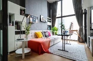 [ラチャダーピセーク]アパートメント(35m2)| 1ベッドルーム/1バスルーム 【hiii】Loft Apt.@CBD/MRTPhetchaburi/Pharma9-BKK081
