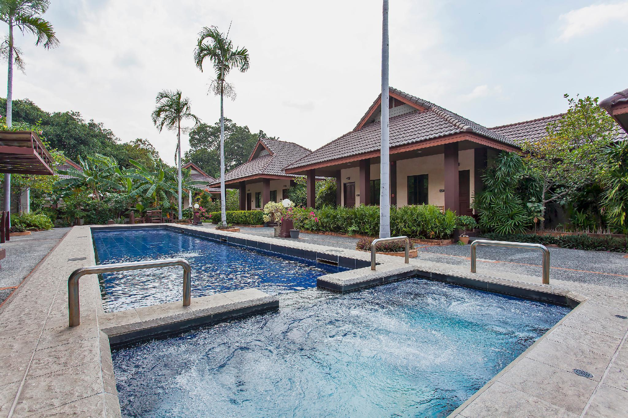 Emerald Resort | 10BR Pool Resort 750m to Beach วิลลา 10 ห้องนอน 10 ห้องน้ำส่วนตัว ขนาด 790 ตร.ม. – พัทยาเหนือ