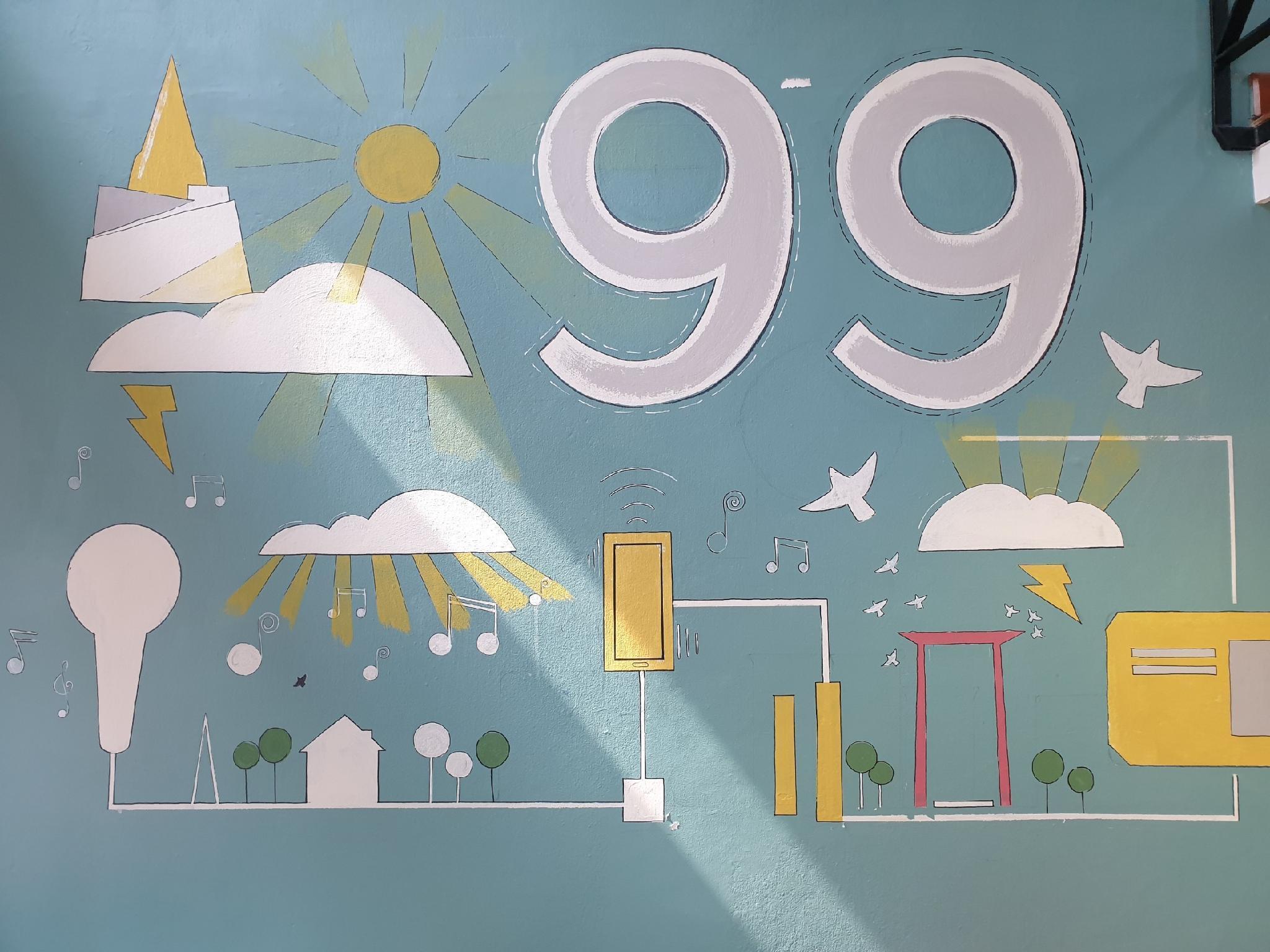 99 Hostel Khaosan