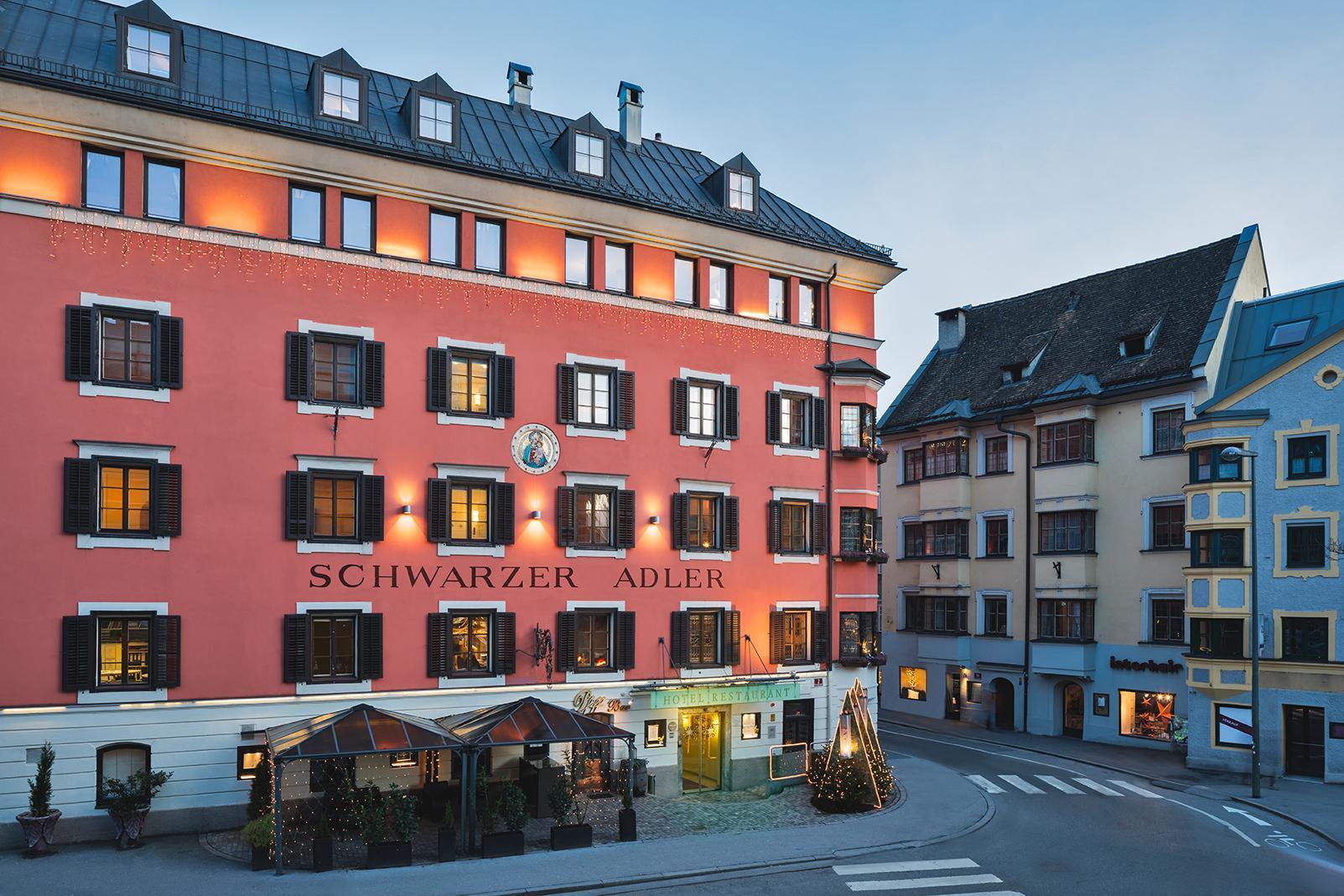 Schwarzer Adler Hotel Innsbruck