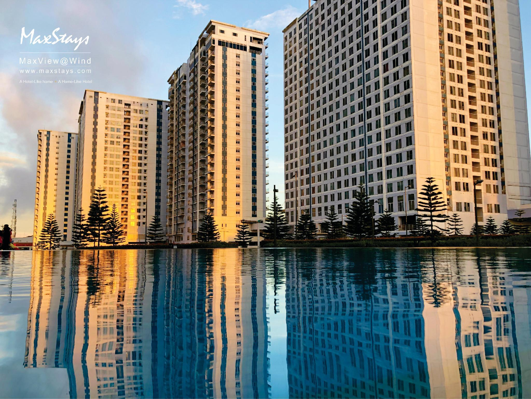 MaxStays   Max View @ Wind Residences