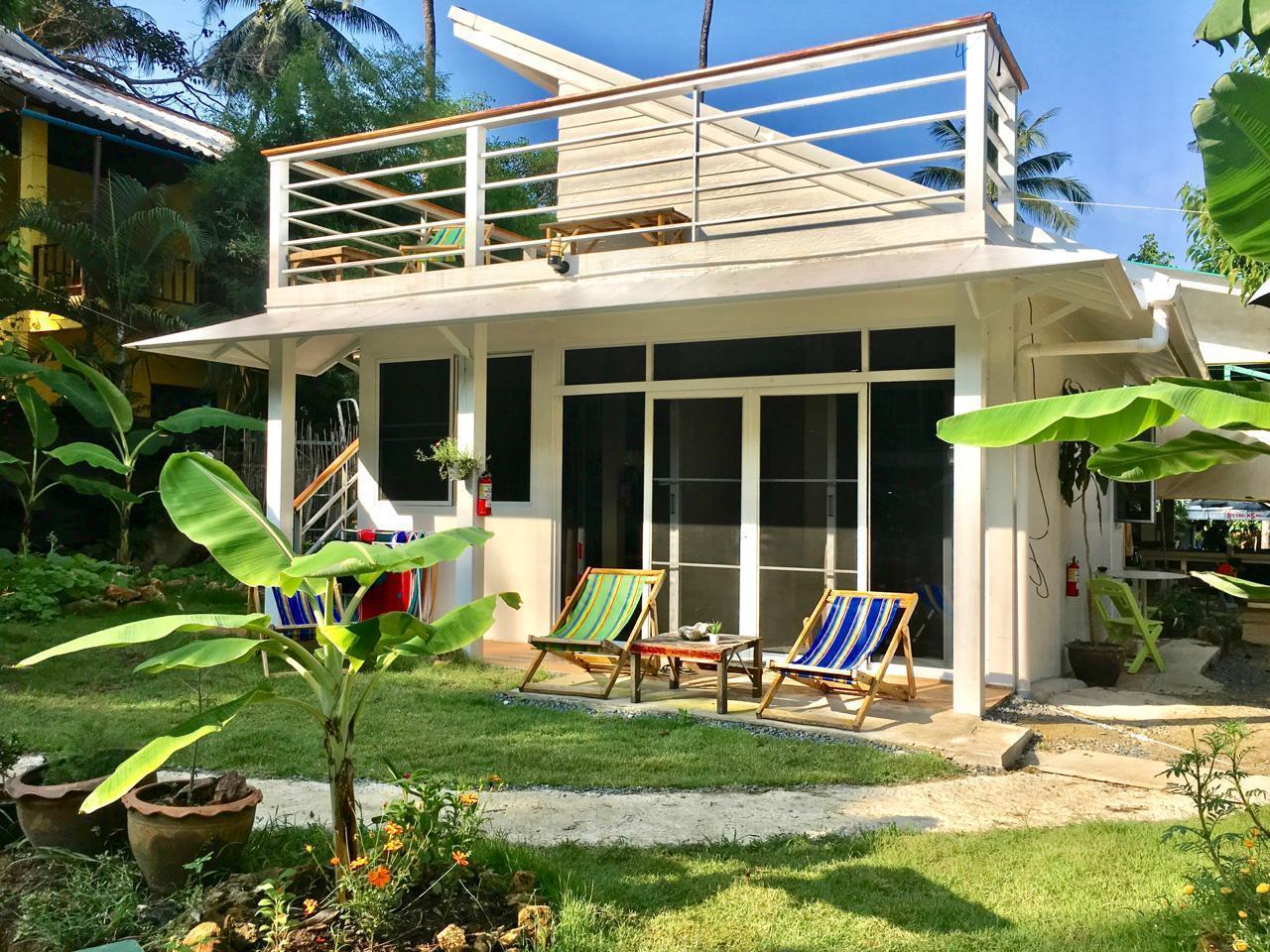 Beach Jungle 2 Bedroom House บ้านเดี่ยว 2 ห้องนอน 1 ห้องน้ำส่วนตัว ขนาด 50 ตร.ม. – โลนลีบีช