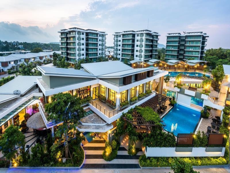 Chalong Miracle Lakeview Resort & Spa ฉลอง มิราเคิล เลควิว รีสอร์ต แอนด์ สปา