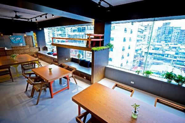 Homey Hostel Taipei