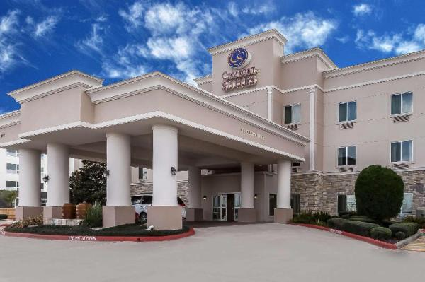Comfort Suites Houston Houston