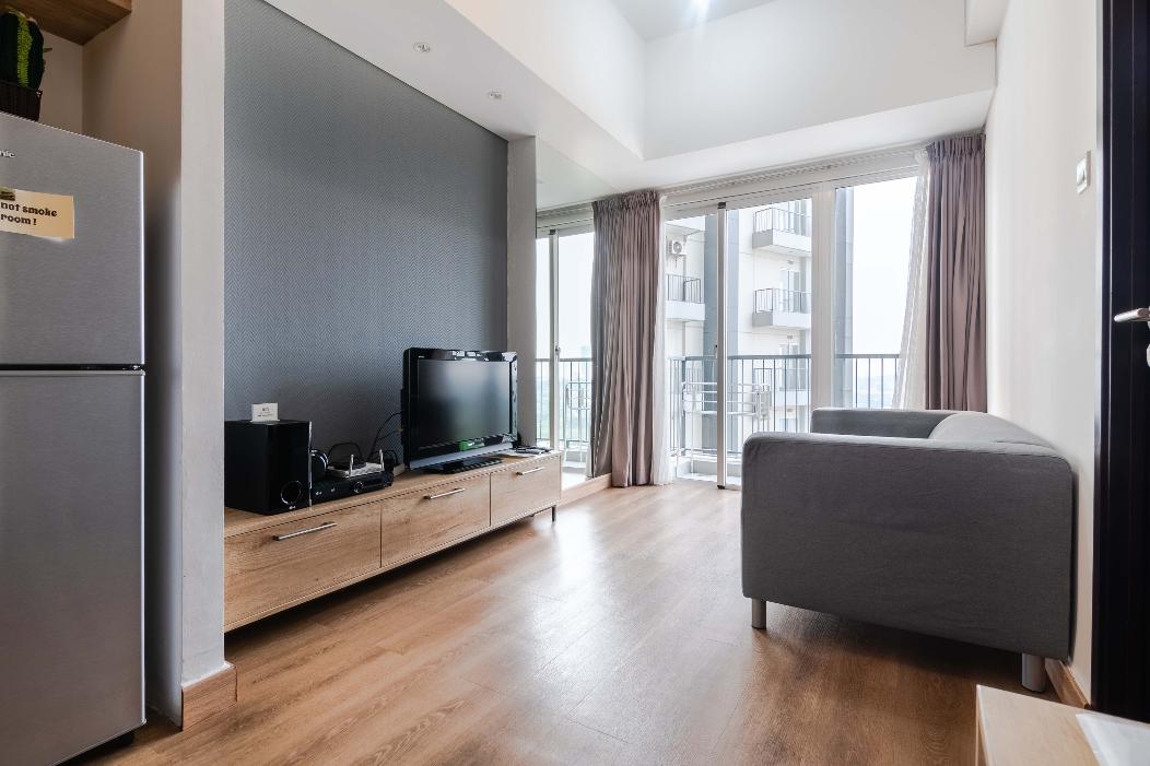 Clean 1BR Apartment Near AEON ICE BSD