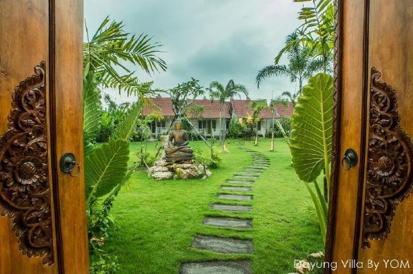 Dayung Villas By YOM Bali