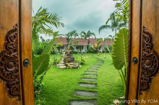 Dayung Villas By YOM
