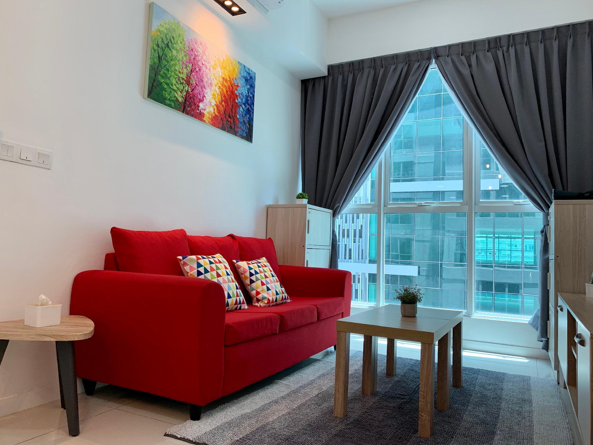 Yvonne's Home Suite Sutera Avenue