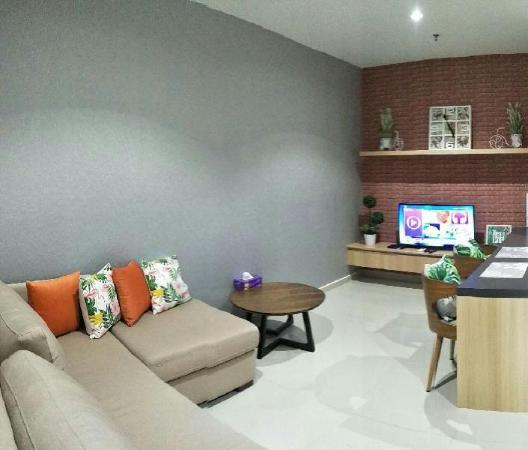 Liberty 707 @ i-City 1BR/3 Pax/WiFi/Parking/Netflx Shah Alam