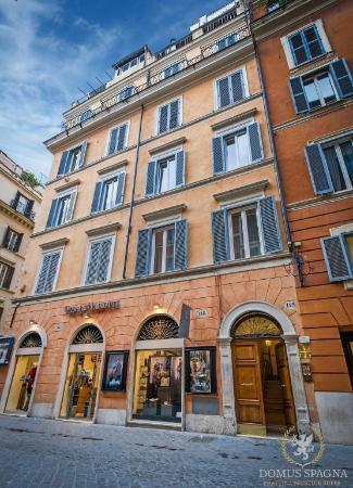 Domus Spagna Frattina Prestige Suite Rome