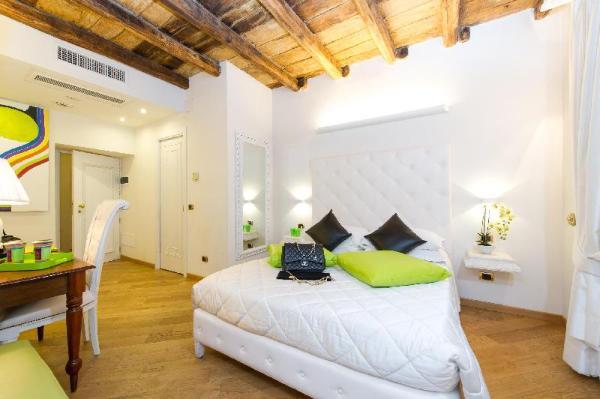 Domus Spagna Capo Le Case Luxury Suite Rome