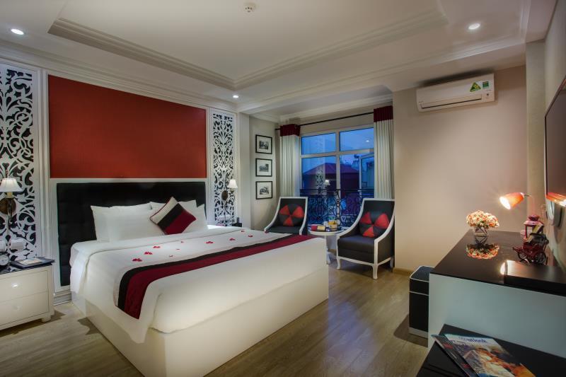 Lavender Central Hotel Hanoi